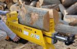 Woodeze Electric Wood Splitter (7-Ton)