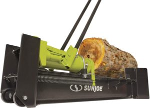 Sun Joe LJ10M 10-Ton Hydraulic Log Splitter